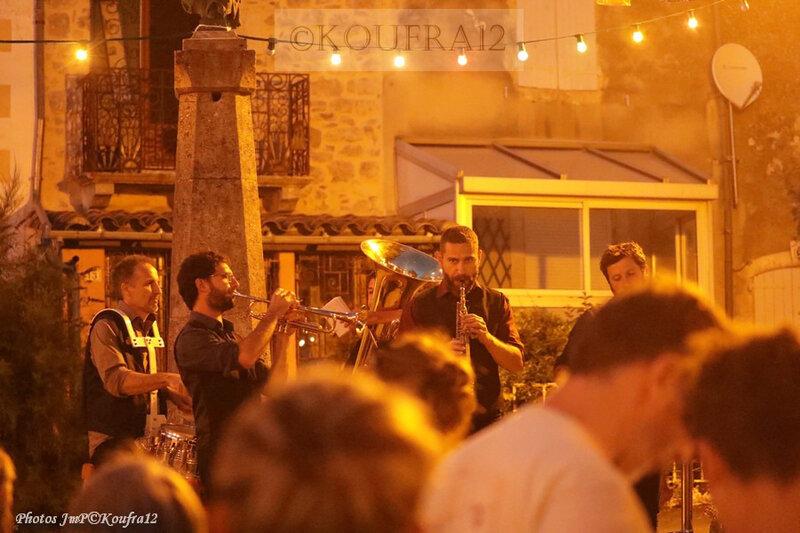 Photos JMP©Koufra 12 - Le Caylar - Festival - Concert - La Fanfart du Comptoir- 25072019 - 0174