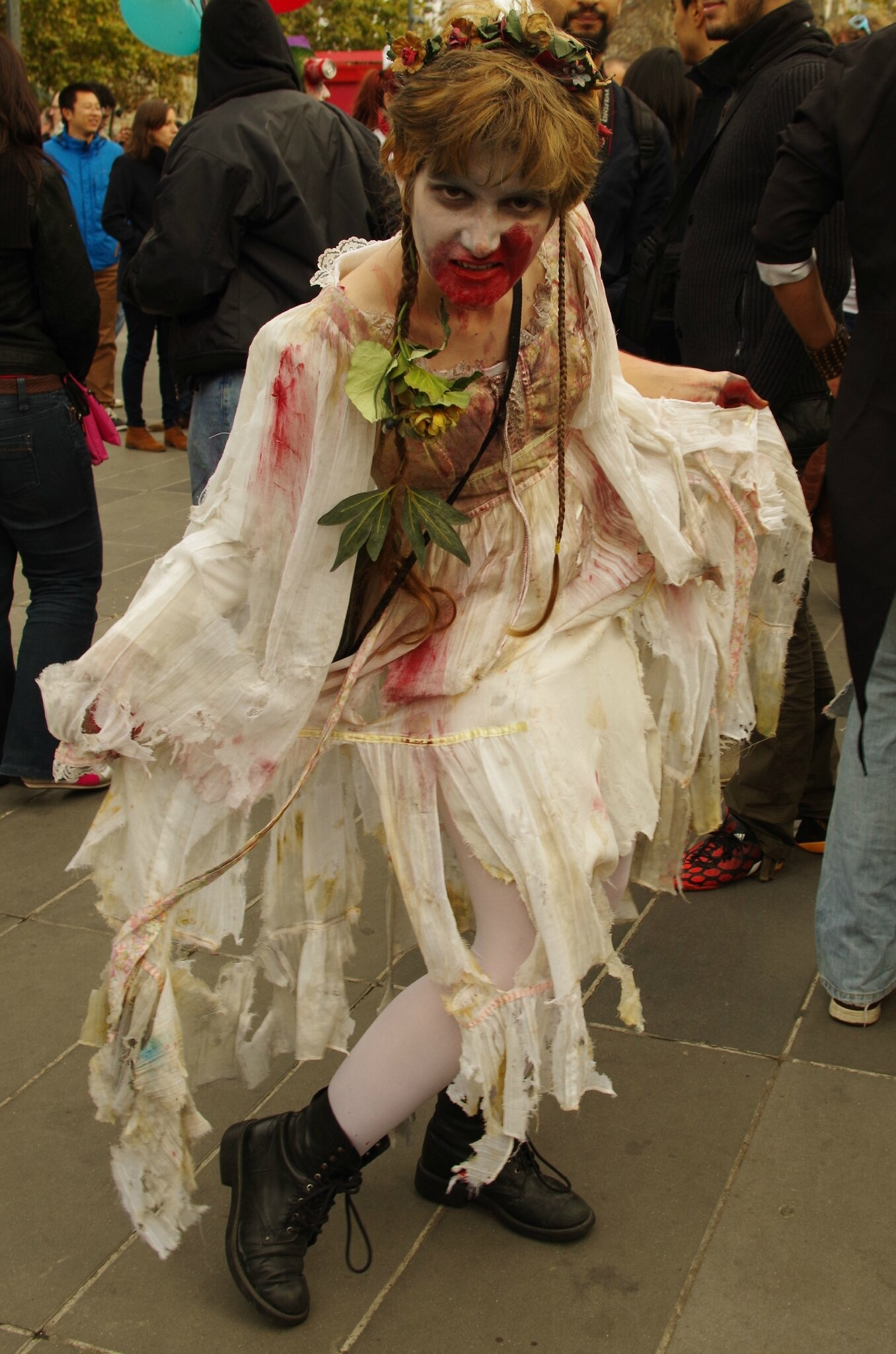 Zombie Walk Paris 2014 (2)