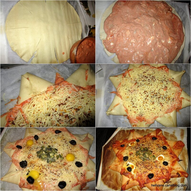 pizza rillette