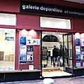 Des le 8 fevrier 2018 la galerie depardieu expose