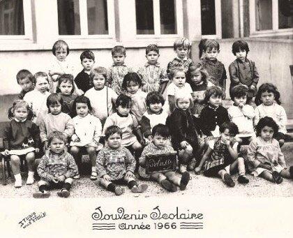 école Debussy 1966 (2)
