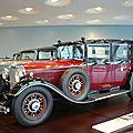 Mercedes benz 770 limousine pullman 1935