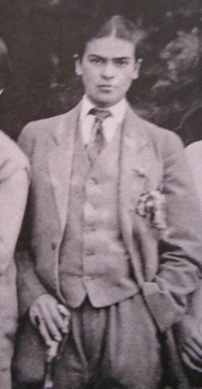 Frida Khalo 1926 2