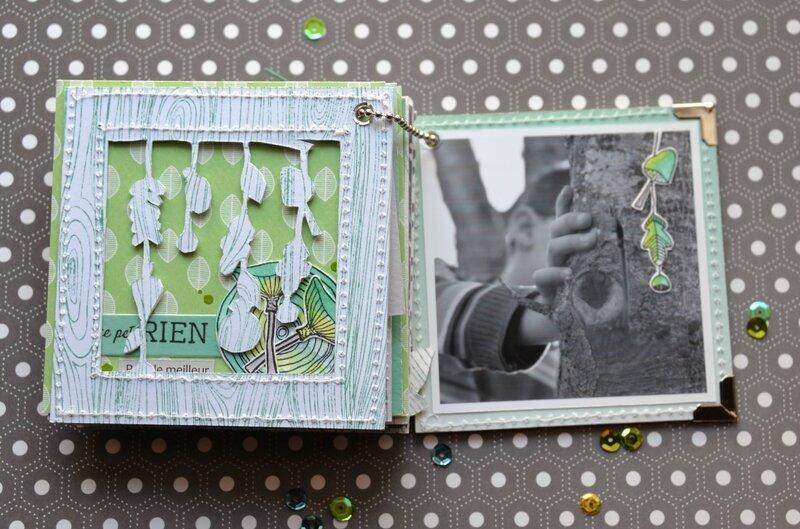 mini timéo-automne-pages du mini- page#8 ouverte-claire-scrapathome-Chou&Flowers