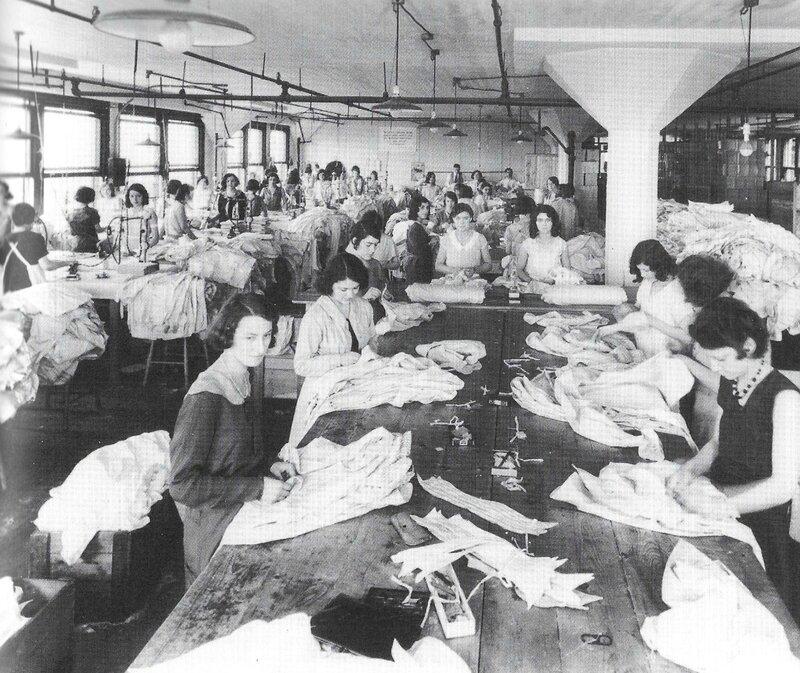 Biltmore Shirt années 1930 (édifice Balfour) archiv