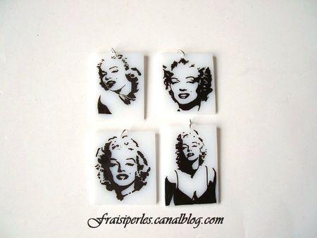 Marilyn Monroe pendentifs1