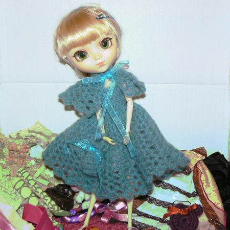 Ensemble crochet Pullip 31