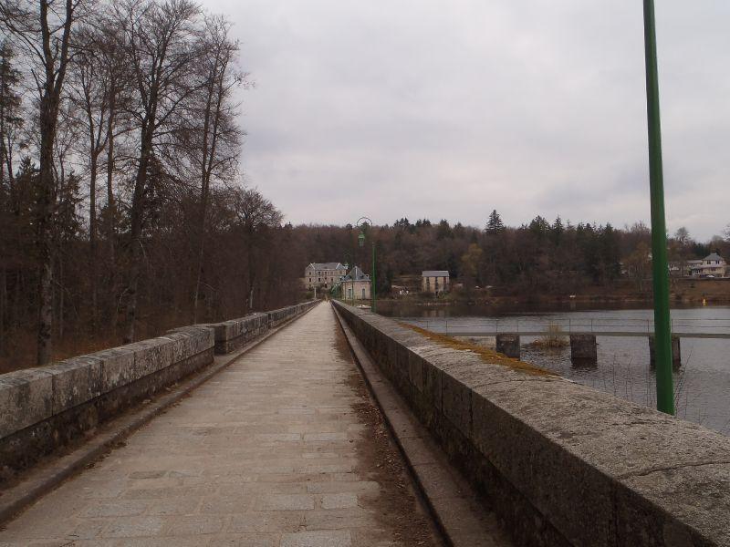 barrage lac des settons