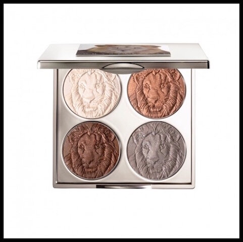 chantecaille protect the lion palette yeux 2