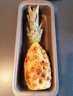 cyril lignac tous en cuiisne en direct M6 ananas roti au four rhum vanille chez cathytutu (7)