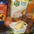 Une cocotounette au choco, orange et noix et des nouvelles de