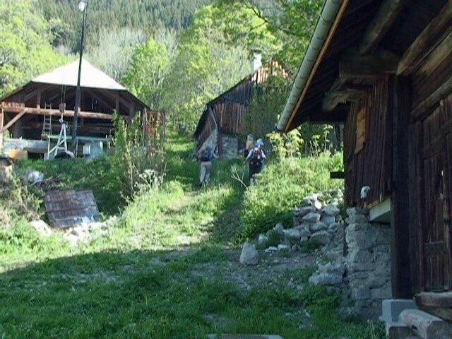 hameau Le Praz