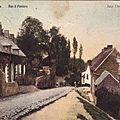 Petit-Wasmes - Rue à Paniers - carte postale