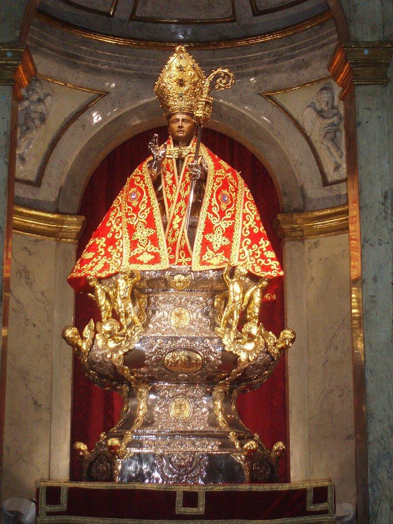 Saint Firmin Pampelune