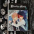 Bloody mary tome 6 -akaza samamiya