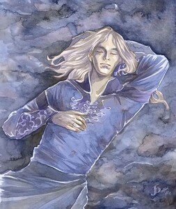 Finrod dreaming