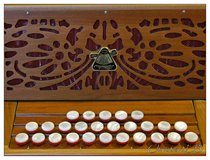 accordéon liliano