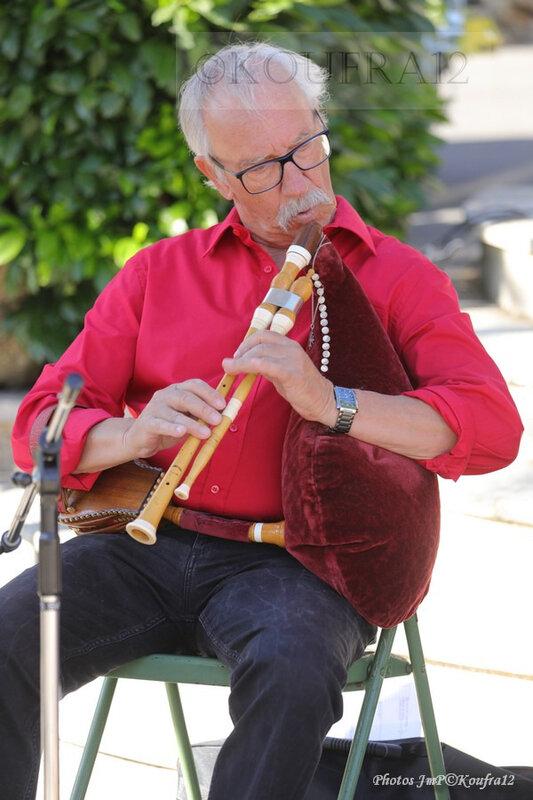 Photos JMP©Koufra 12 - Le Caylar - Los Musicaires del Castèl - 14072019 - 0017