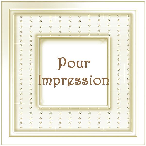 pour impression blog
