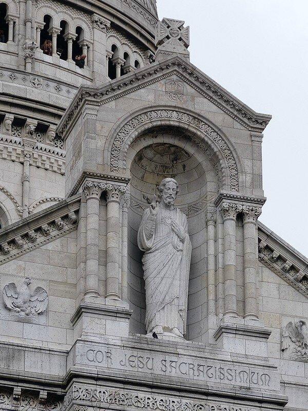 LA BASILIQUE DU S C PARIS 18