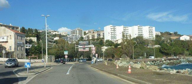004 0330 - BLOG - Bastia - Tunnel Vieux Port - 1983 2013