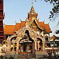 Chiang Mai - Wat Phantao4