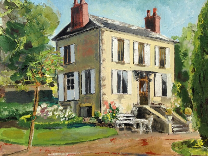 maison Bas Van Galen