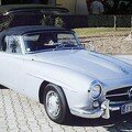 1959 - MERCEDES - 190 SL