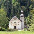001 - Notre-Dame-de-la-Gorge - Les Contamines - Montjoie