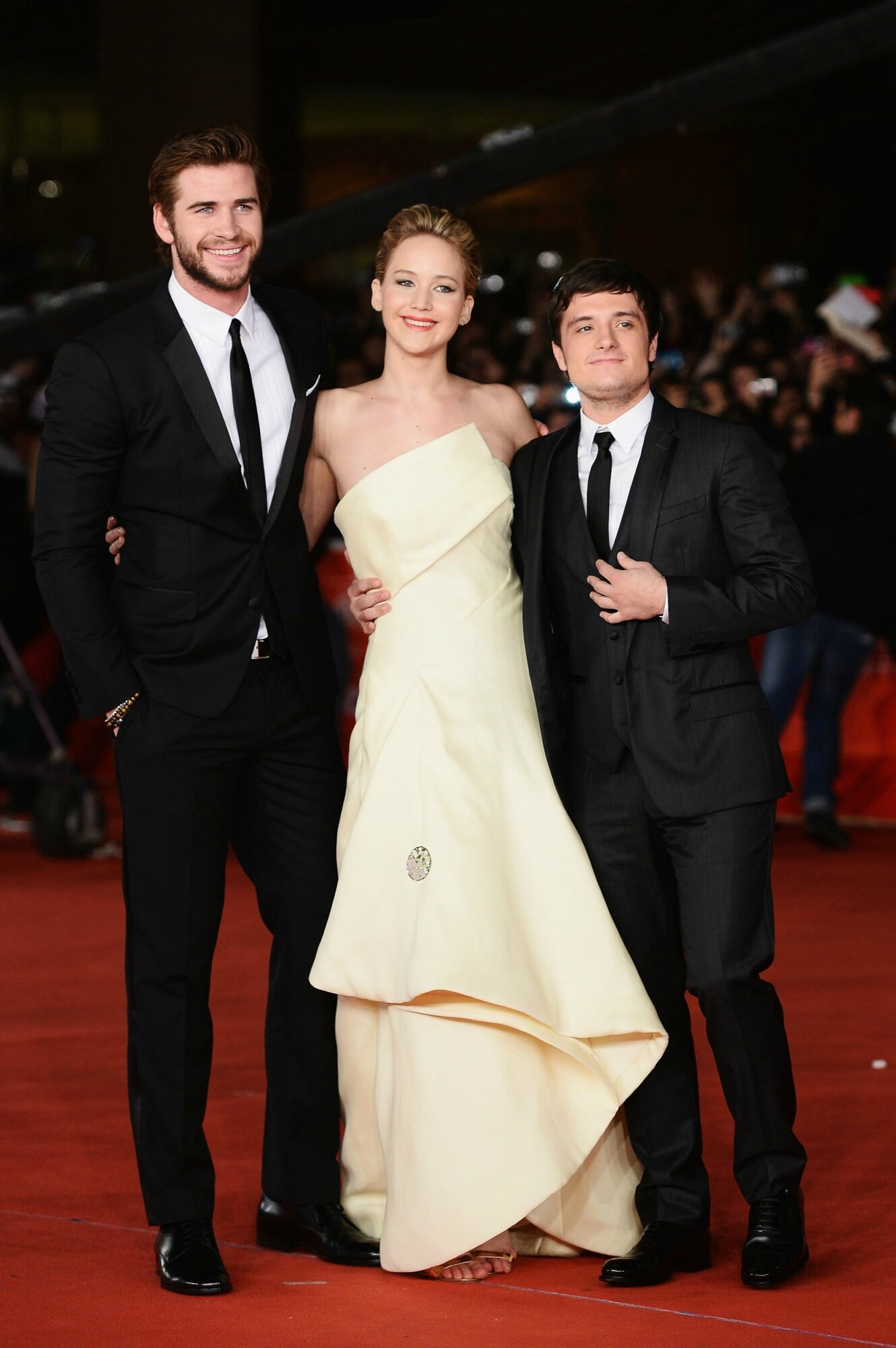 Catching Fire Premiere Rome02
