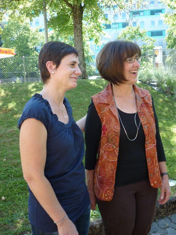 P1070153 Kathleen Dustin et Catherine Vella