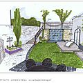 Relooking d'un jardin - seine port (77)