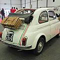 Fiat 500d trasformabile 1964