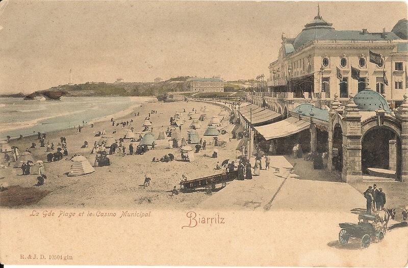 Carte_postale_-ancienne_vintage_-Biarritz-10