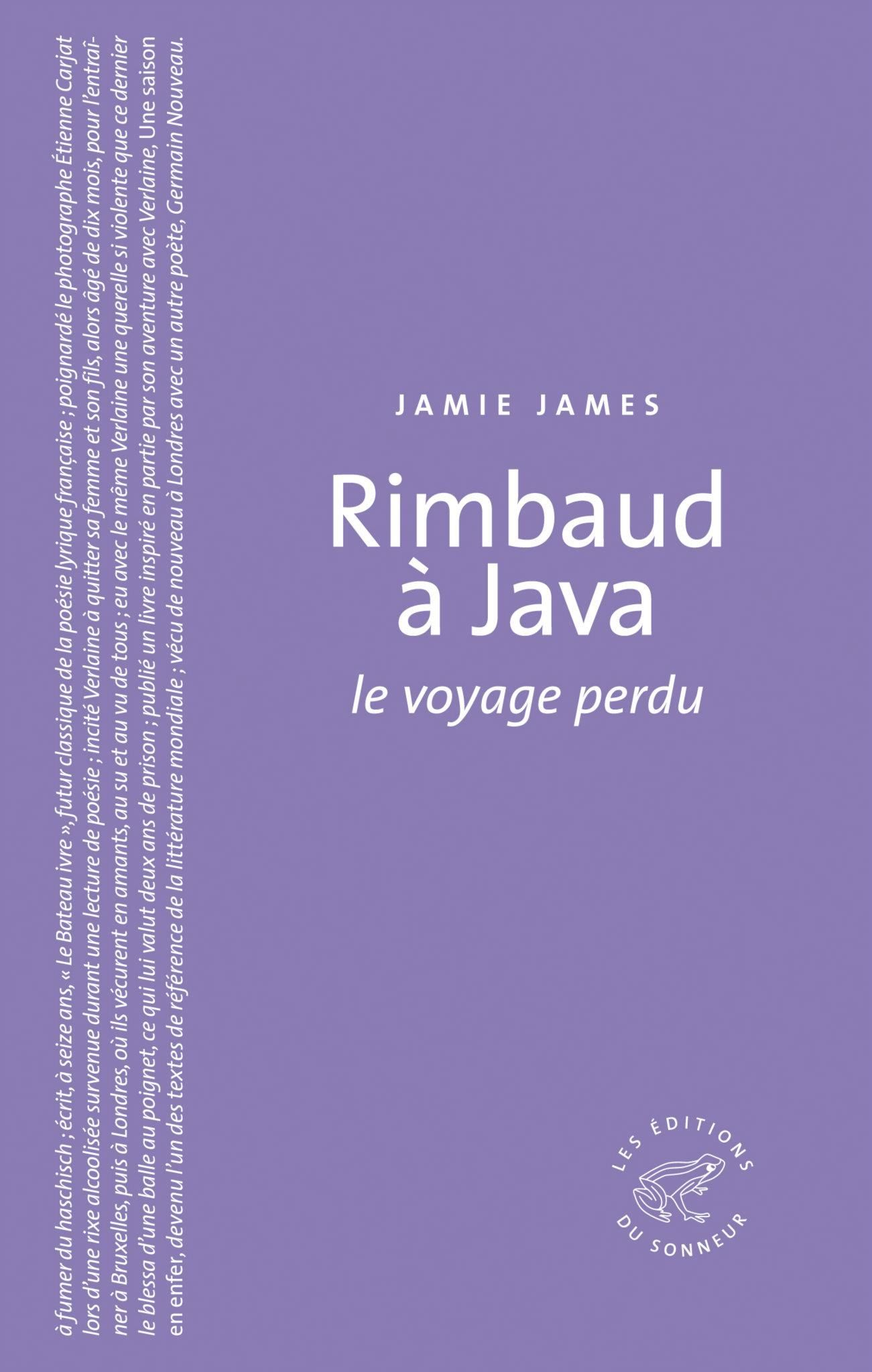 Jamie James - Rimbaud à Java