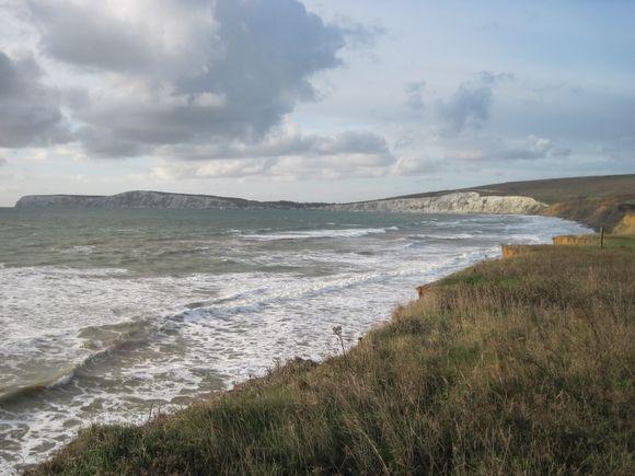 En route vers Ventnor (Isle of Wight)
