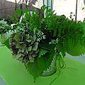Bouquets floraux ....pour pas un sou