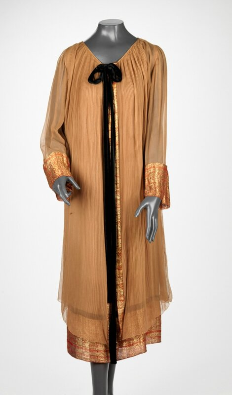 Attributed to Callot Soeurs (French, 1895 - 1937), Dress, 1923