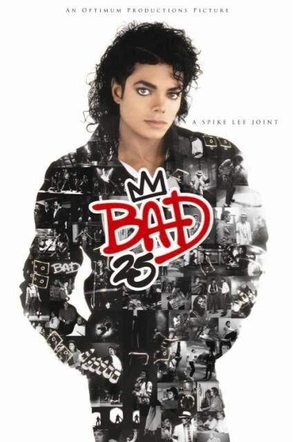 Michael-Jackson-Bad-25-Poster