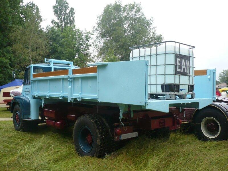 UNIC P12R benne Transports Steinmetz Pfaffenhoffen Madine (2)