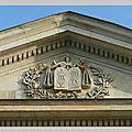 Le Tribunal de Domfront a été construit en 1839, sous le second régime