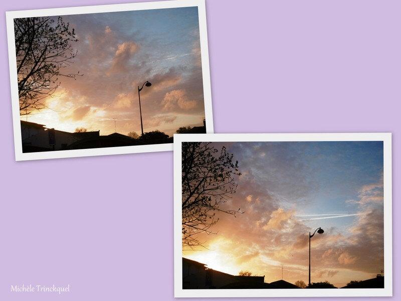 Lever de soleil et Balade au Lac 050418