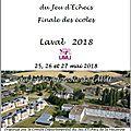 Agenda du mois de mai : championnat de france d'echecs