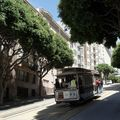 San Francisco - Cab car