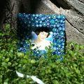 Chagall en bleu