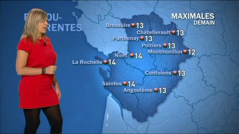 Mini-Meteo Fr3 le 4 Nov 2014 19h15