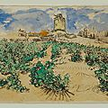Simon c. dickinson, ltd. to offer painting by vincent van gogh at tefaf