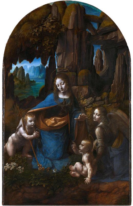 Leonardo_da_Vinci_Virgin_of_the_Rocks_National_Gallery_London
