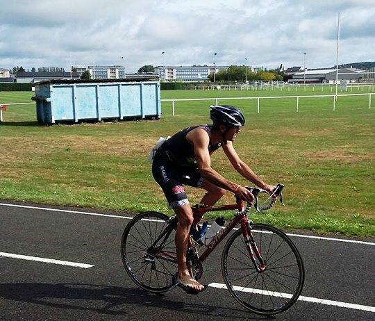 Franck vélo