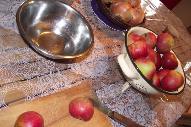 Ma recette de Tarte aux Pommes magique